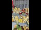 фруктовое оформление ( карвинг ) 87756881999 Тогжан