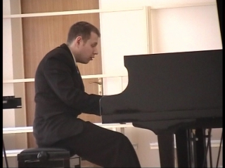 Госэкзамен по ф-но, РГПУ, 2010. М.Мусоргский,