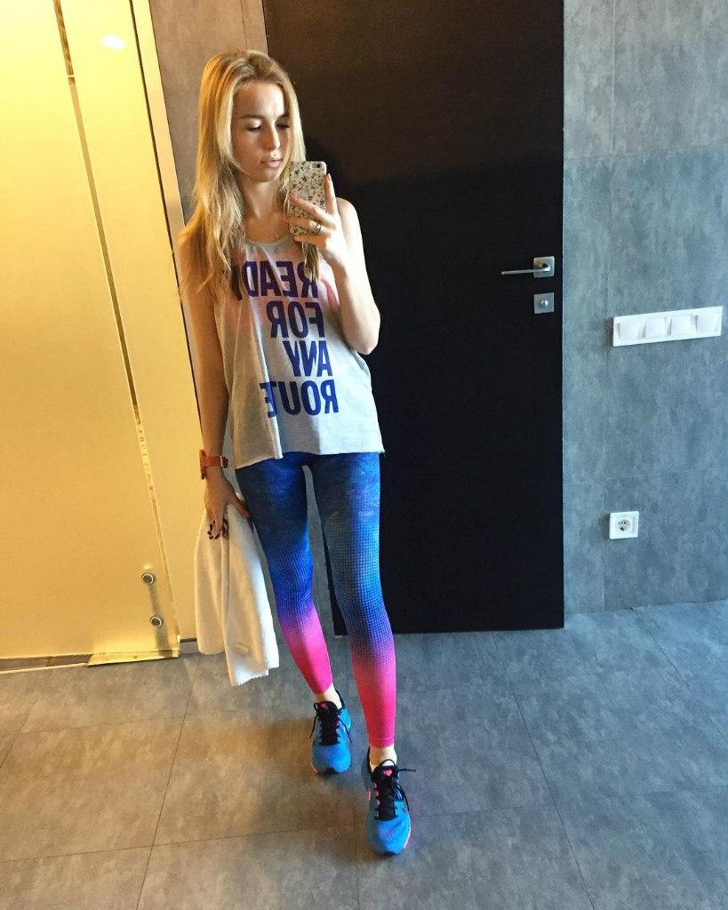 Юлия Кривцова