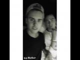His snapchats are so cute ? ?