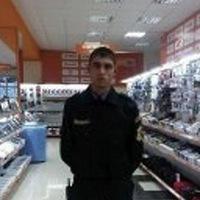 Анкета Владимир Никуличев