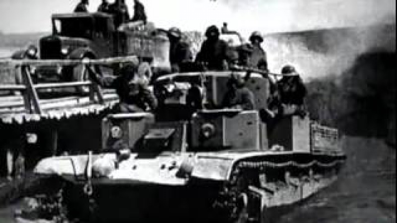 Как советский танк в оккупированном Минске в одиночку воевал с немцами