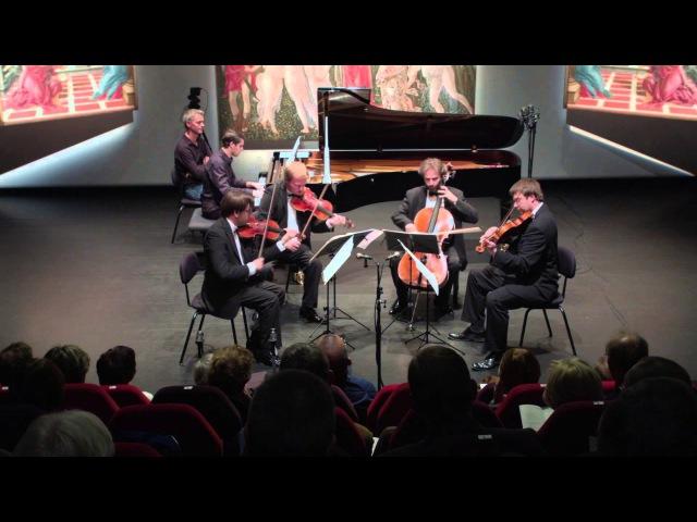 The Zemlinsky Quartet Nikita Mndoyants play M.Weinberg