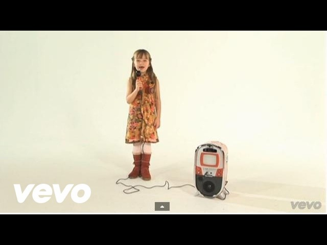 Connie Talbot - Over The Rainbow (HQ)