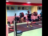 Kianoush Rostami (85kg) Clean and Jerk 221 kg