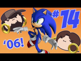 Sonic '06: The Distant Future - PART 14 - Game Grumps