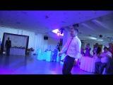 Оригинальный свадебный танец жениха и невесты!
