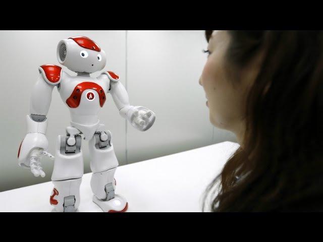 Роботы Будущего Новые Технологии 2016 HD 機器人