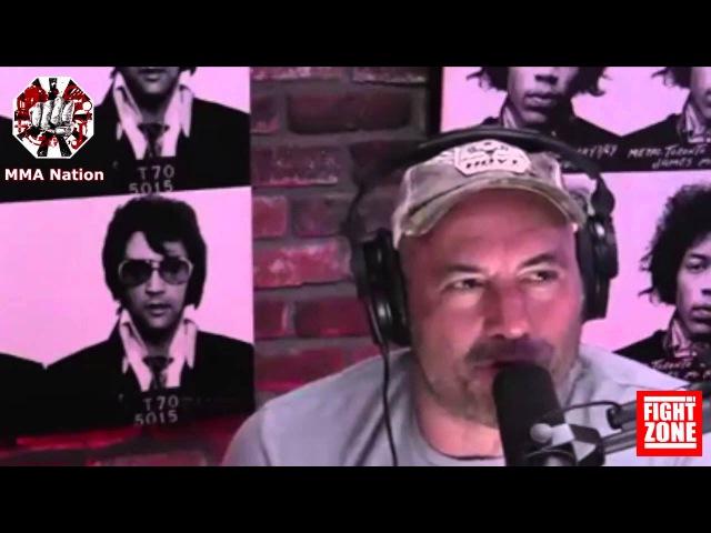 Джо Роган о реванше Макгрегор vs Диаз на UFC 200 (перевод ММА Nation)