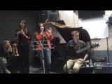 Liza Ivanova - Something (Lalah Hathaway & Snarky Puppy)