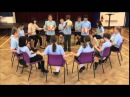 Orff Schulwerk Lesson from We're Orff - Big Balls - Little Balls