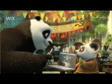 Wix.com Official Big Game Ad | Kung Fu Panda Discovers the Power of Wix | 2016 #StartStunning