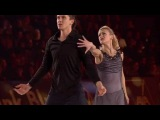 Art on Ice 2014 - Tatjana Volosozhar &amp Maxim Trankov with Hurts (Somebody to die for)