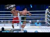 Боксерский поединок Виталий Кличко Тайсон Фьюри 6 раунд 29 11 2015 бой бо