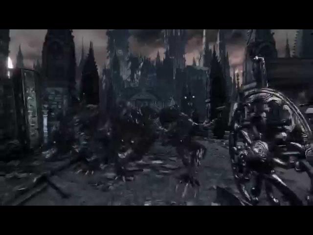Bloodborne AMV Crawl like a Worm HD