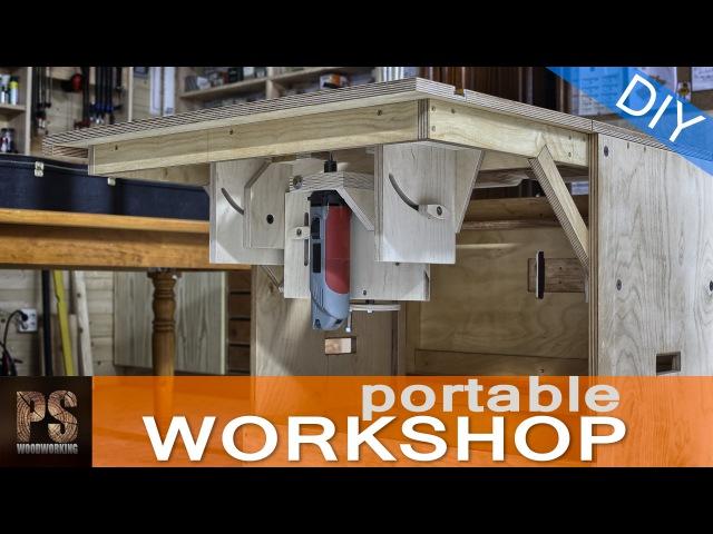 Making a Portable Workshop - Part 2