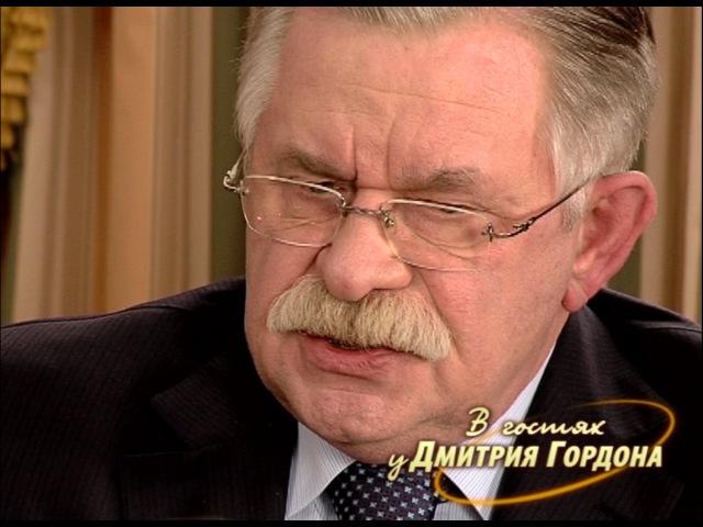 Руцкой: ГКЧП — проект Горбачева, и автором сценария путча был непосредственно он