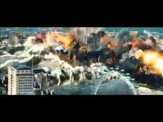 Трансформеры 5 трейлер восстание гальватрона и мегатрона
