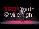 Refusing to Settle: The Quarter-Life Crisis | Adam Smiley Poswolsky | TEDxYouth@MileHigh