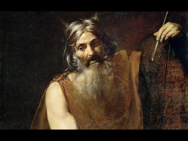 МОИСЕЙ. Библейский сюжет