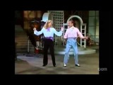 Fred Astaire and Ginger Rogers jiving - electro version with VCMG
