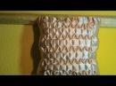 Буфы схема Таблетка, пошив декоративных подушек.