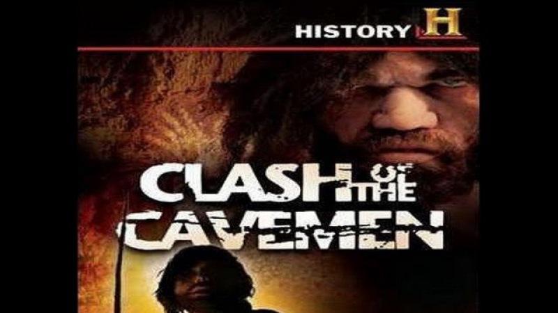 History: Схватка пещерных людей / Clash of the Cavemen (2008)