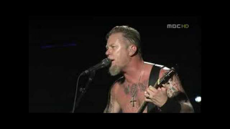 Metallica - The Unforgiven ( Live Seoul 2006 )