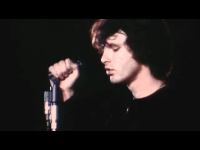 The Doors - The End - Live At Hollywood Bowl 1968