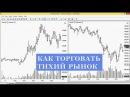 Как торговать на рынке форекс в условиях низкой волатильности