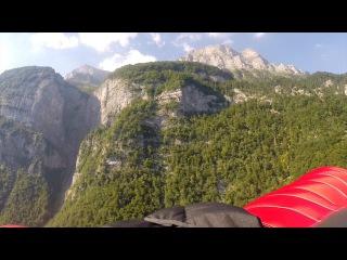 Brendan Weinstein -- Wingsuit Proximity Flying -- The Crack