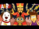 The Adventures of Annie and Ben – THE GREAT WALL OF CHINA by HooplaKidz in 4K EP 14