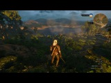 The Witcher 3 Wild Hunt PS4 Gameplay 1080p 60fps