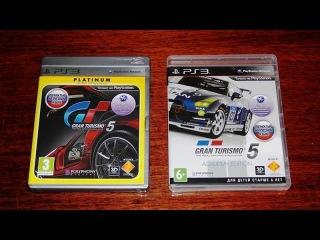 Игры Gran Turismo 5 Academy Edition для PS3