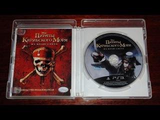 Игры Пираты Карибского моря для Sony PS3
