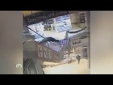 Камера наблюдения сняла гибель посетителя казанского ТЦ