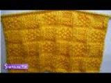ШАХМАТЫ с Узором РИС или ПУТАНКА. Вязание спицами # 297