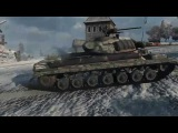 ИС-8 (Т-10) после перевода в HD.  Отличный танк