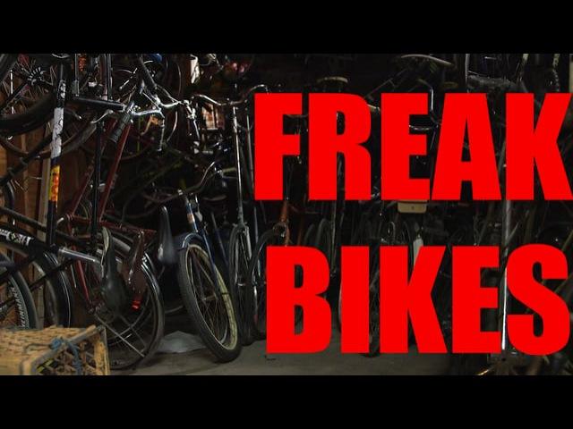 FREAK BIKES by Lieberman