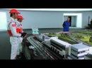 🇬🇧 Пилоты F1 Дженсон Баттон и Льюис Хэмилтон тоже играют в Слот-кар!