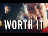 Worth It (Fifth Harmony) Jonathan Young PUNK GOES POP STYLE COVER