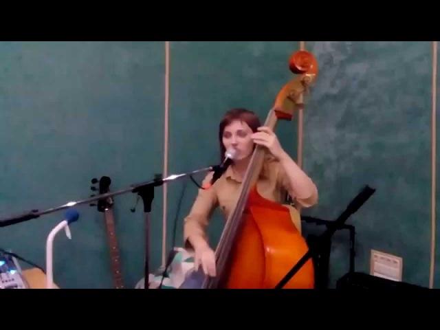 Нина Гарнет и Garnet Jam - импровизация на 16 тонн