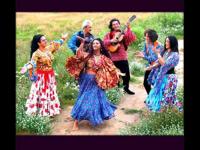 Сборник песен - Цыганские песни Russian Gypsy Music