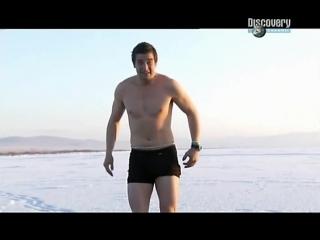 Выжить любой ценой/Man vs. Wild (2006 - 2012) Фрагмент (сезон 4, эпизод 5; русский язык)