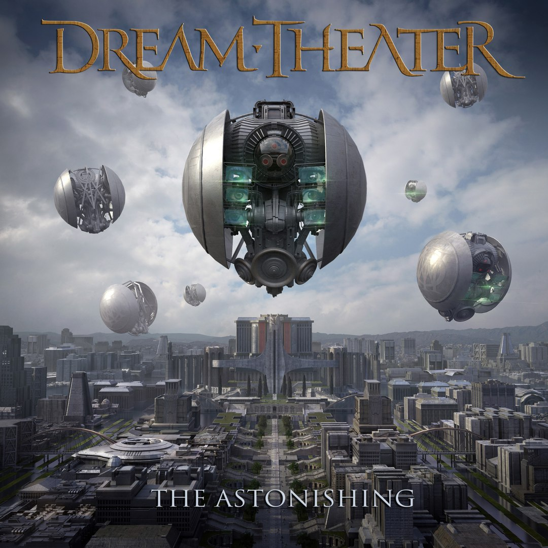 Dream Theater – The Astonishing (2016)