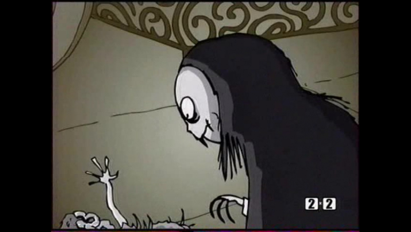 Lenore маленькая мёртвая девочка(02 Оборванец)