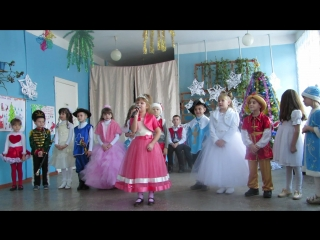 Новорічні вірші учнів 1 класу Вільненської ЗОШ