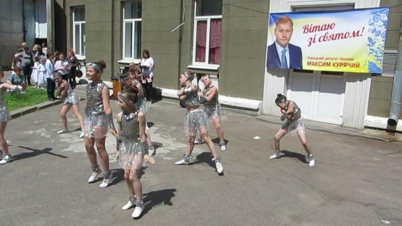 Танец Сашули