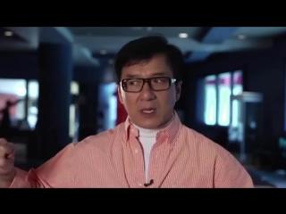 Джеки Чан о первой встрече с Брюсом Ли.