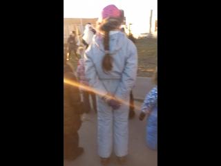 Праздник от заневского поселения в Оккервиле) @Мкр 7 столиц #Кудрово